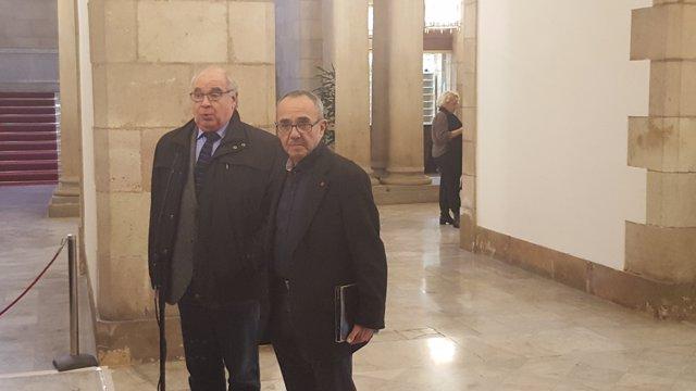 Lluís Rabell, Joan Coscubiela (SíQueEsPot)