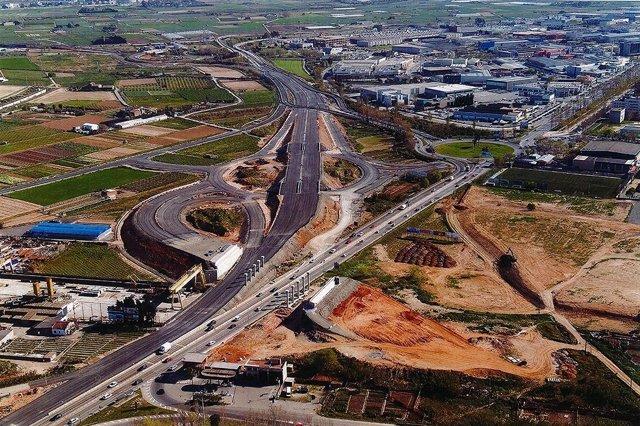 La variante conectará la autovía A-2 con la autopista C-32 a la altura de S.Boi