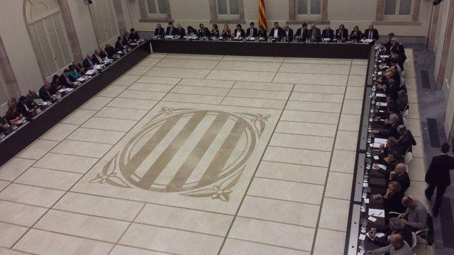 Reunión sobre el referéndum del 23 de diciembre de 2016