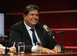 La Fiscalía peruana interrogó al expresidente Alan García a petición de la justicia brasileña por caso Odebrecht