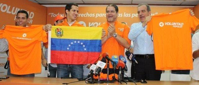 Los nuevos diputados de VP Luis Stefanelli y Ricardo Aponte