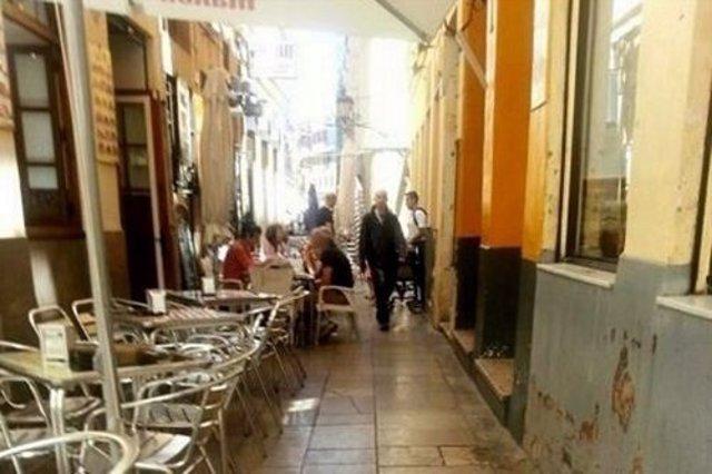 Calle, Málaga