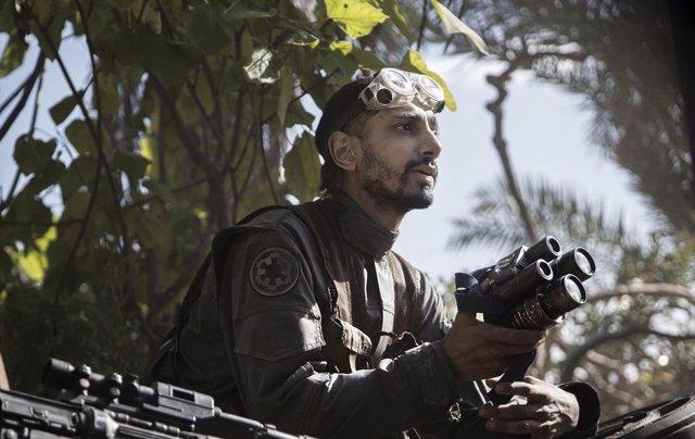 Riz Ahmed en Rogue One