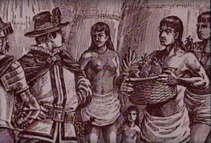 ¿Cómo pasó Colón su primera Navidad en América?