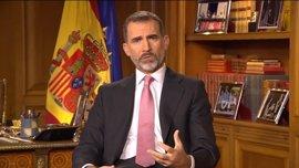 """MÉS per Mallorca califica de """"retórico y alejado de la realidad"""" el discurso del Rey"""