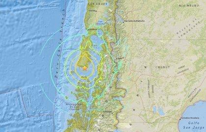 Un sismo de 7,7 grados sacude el sur de Chile