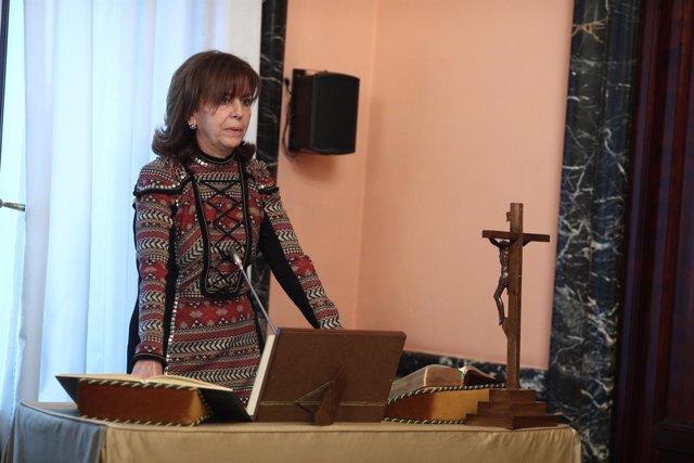 Toma de posesión de la presidenta de la SEPI, Pilar Platero