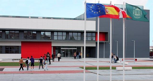 Nuevo edificio de la UEMC