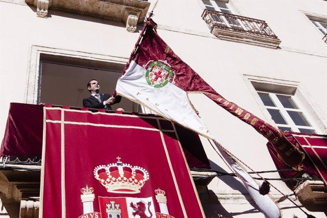 Almería celebra el Día del Pendón