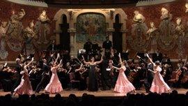 Strauss Festival Orchestra protagoniza el Gran Concierto de Año Nuevo en el Palacio