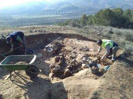 La DPZ excava el paraje de Ateca en el que tuvo lugar la batalla de Alcocer