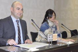 El PP Aragón propone presupuestar el Plan de Infraestructuras educativas para 2017