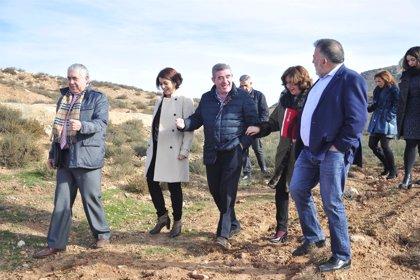 TERVALIS presenta en Teruel un proyecto de empleo social centrado en la bioeconomía