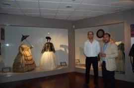 Éxito de visitas al Museo del Traje Popular de Morón de Almazán