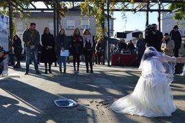 La Diputación lleva a Tomiño (Pontevedra) su iniciativa 'Mulleres en acción. Violencia Zero'