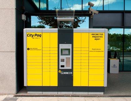 Correos 'entregará' paquetes de ventas 'online' en los aparcamientos