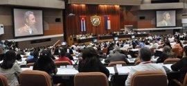 El Parlamento cubano inicia su primera legislatura sin Fidel Castro