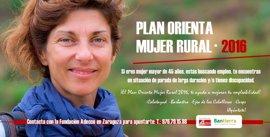 Ochenta mujeres del medio rural asisten a los talleres del Plan Orienta 2016 de Bantierra