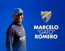 El 'Gato' Romero, nuevo entrenador del Málaga