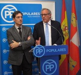 El PP de Valladolid reclama al equipo de Gobierno los informes del interventor y el Plan de Viabilidad del soterramiento
