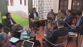 Gobierno y FARC acuerdan acelerar la puesta en marcha de las zonas de concentración
