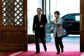 La facción escindida del Saenuri adelanta al partido de la presidenta de Corea del Sur