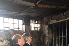Un fallo eléctrico, posible causa del incendio con tres fallecidos y tres heridos en Jerez
