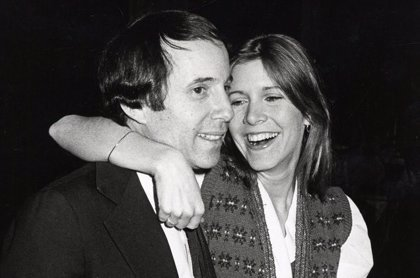 "Paul Simon: ""Carrie Fisher era una chica especial y maravillosa"""
