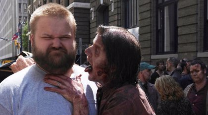 "Robert Kirkman: ""The Walking Dead durará al menos 12 temporadas"""