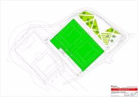 Aprobada la remodelación integral del Campo de Fútbol Municipal de Casetas
