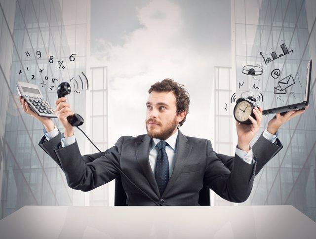 Cómo controlar el estrés laboral