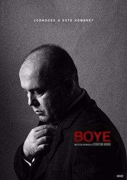 Cartel del documental 'Boye'