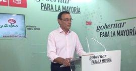 """Caraballo (PSOE) pide a Mayoral (Podemos) que rectifique al """"despreciar a Huelva"""""""