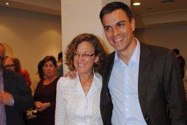 Gloria Rojas respalda a nivel particular el manifiesto de apoyo a Sánchez