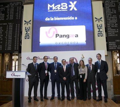 Pangaea Oncology cierra la jornada de su debut en el MAB con una subida del 4,8%