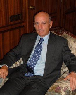 Vicente Rouco, presidente del TSJCM