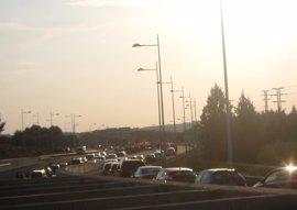 La DGT prevé 385.000 desplazamientos en las carreteras de Aragón esta II fase de Navidad