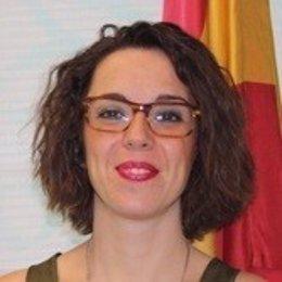 Sandra Casas, secretaria autonómica de Servicios Sociales