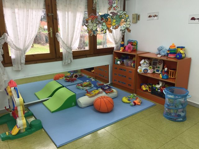 Jardín de infancia del IASS