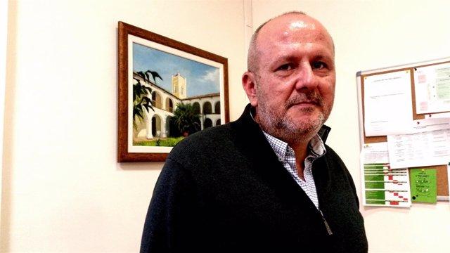 El presidente del Consell de Mallorca, Miquel Ensenyat