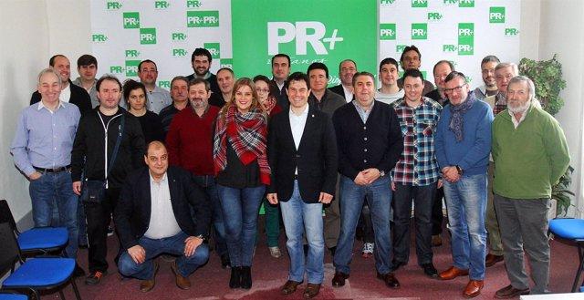 Consejo municipal del PR+