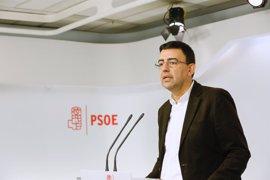 Jiménez (PSOE) dice a los críticos que lo prioritario ahora es apoyar la acción política y que lo interno es secundario