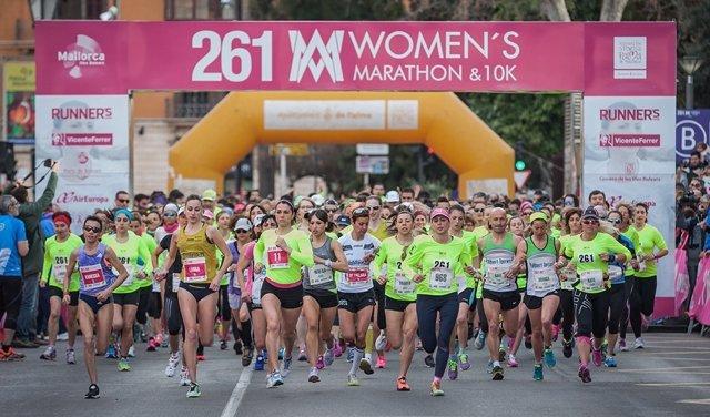 Women's Marathon de Mallorca