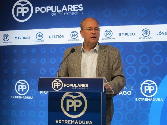 José Antonio Monago, en una imagen de archivo