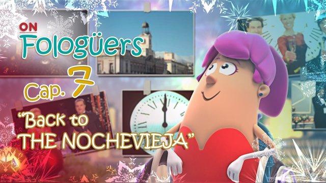 Nota. La Pandilla De 'On Fologüers' Protagoniza Las Campanadas De Nochevieja
