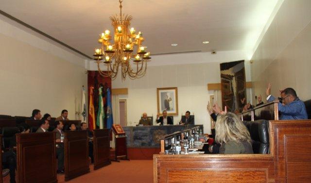 Aprobación de los presupuestos de Diputación