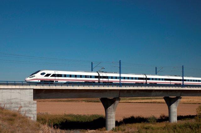 Tren AVE de CAF Oaris