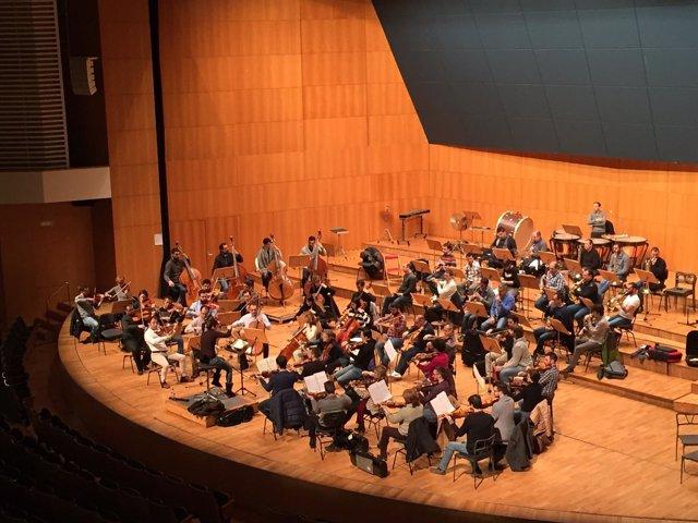 Concierto de la Orquesta Sinfónica de la Región de Murcia