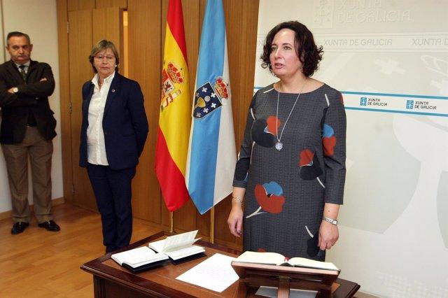 Mercedes Rodríguez, nueva directora xeral de Pesca