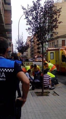 Llega a juicio el suceso ocurrido en Lleida en 2014